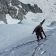 Mont Dolent Arête Gallet